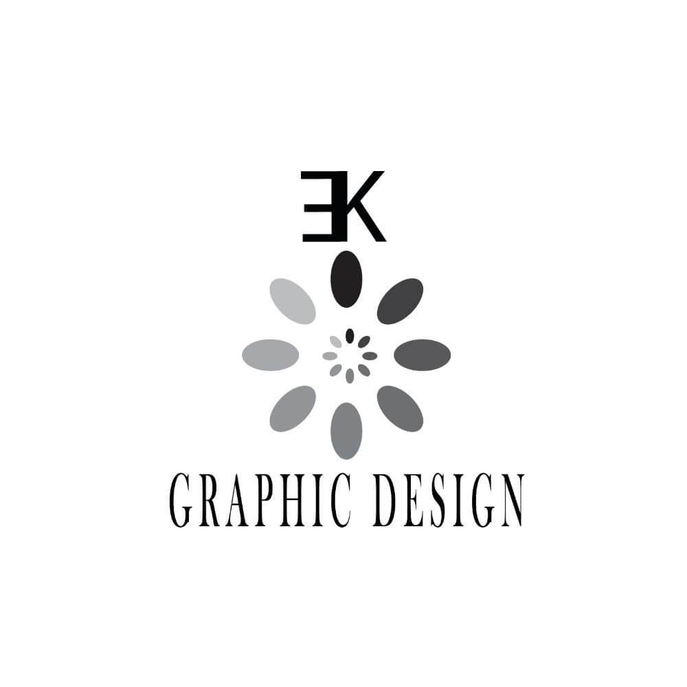 E.K. Logo